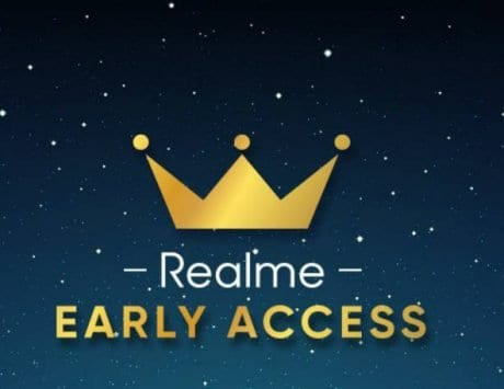 Realme Early Access Program announced in India: Here is how to apply