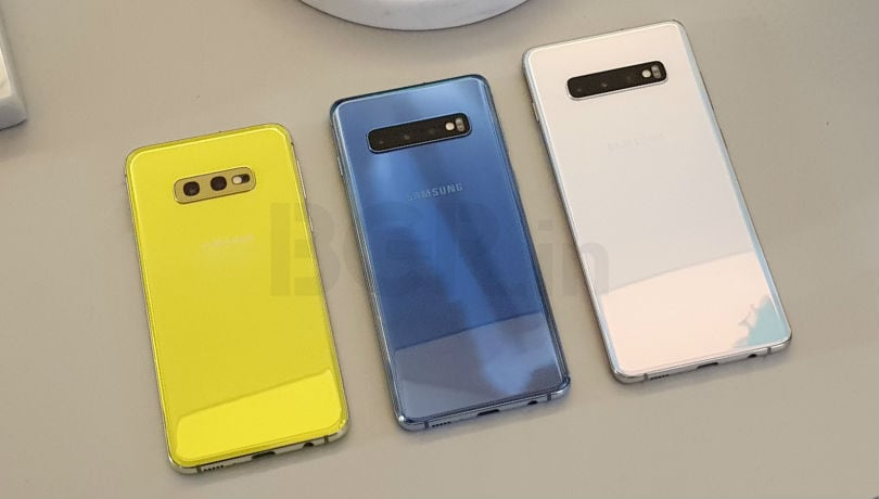 Samsung Galaxy S10 vs Galaxy S10+ vs Galaxy S10e: What's different