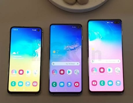 Samsung Galaxy S10-series unveiled: Specifications and features