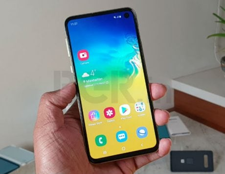 Samsung Galaxy S10e First Impressions