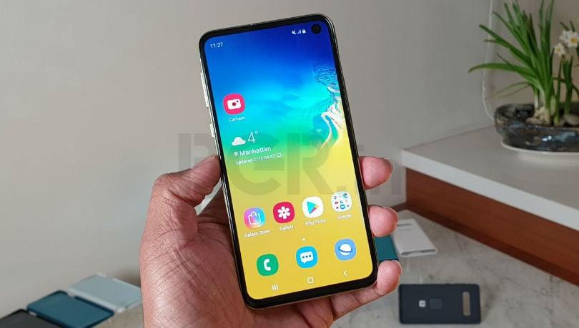 Samsung Galaxy S10e First Impressions: An answer to Apple iPhone XR