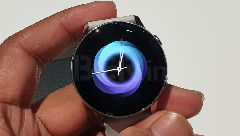 Samsung Galaxy Watch Active First Impressions: Sleek, sporty and trendy