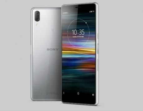Sony Xperia L3 with Helio P22 SoC, dual rear cameras announced at MWC 2019