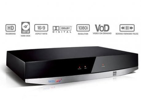 How to choose Tata Sky set-top-box