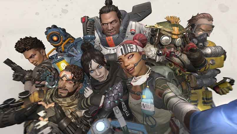 Apex Legends reaches 50 million player base in one month