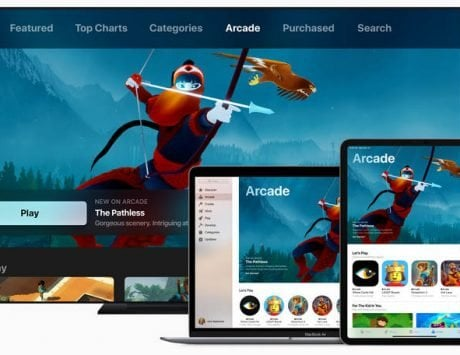 Apple spending $500 million over 'Arcade' gaming service