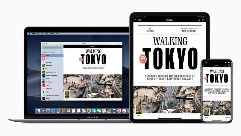 Apple News Plus: Much awaited news subscription service combines news with immersive magazines