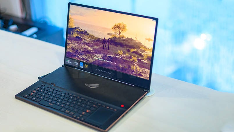 Asus ROG Zephyrus S GX701GX First Impressions: Raw power never looked this refined