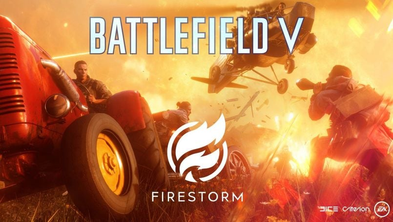 EA shares 2019 roadmap for Battlefield V, new maps and modes incoming