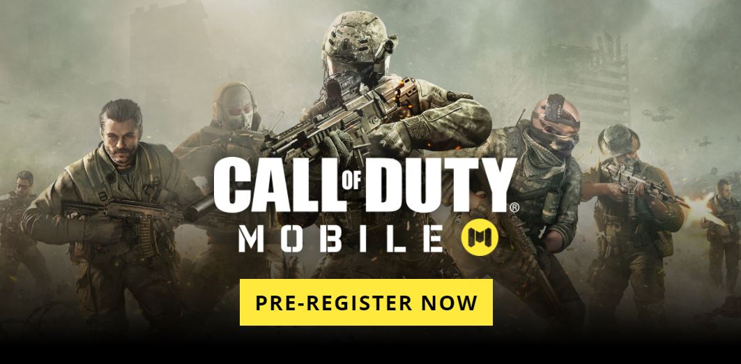 Call Of Duty: Mobile now available in closed beta