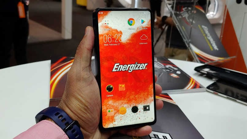 Energizer Power Max P18K Pop First Impressions: An 18,000mAh Android powerbank that can make phone calls
