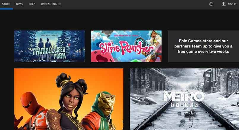 Epic Games store has now raised concerns over fraud using
