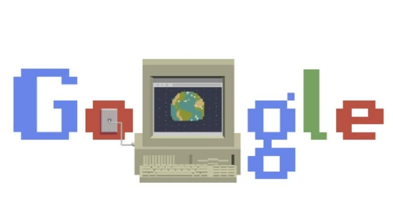 30th anniversary of the World Wide Web marked by Google Doodle