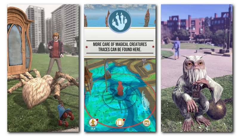Harry Potter: Wizards Unite by Niantic Labs now available on Google Play Store for pre-registration