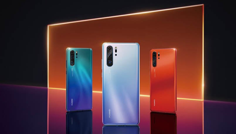 Huawei P30, P30 Pro latest leak reveals the upcoming lineup in full glory