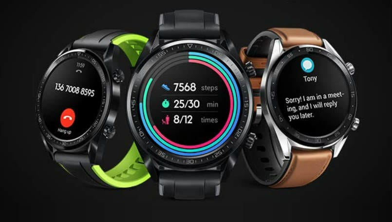Huawei Watch Gt Smartwatch Band 3 Pro Band 3e Launched In India Price Specifications And Feature
