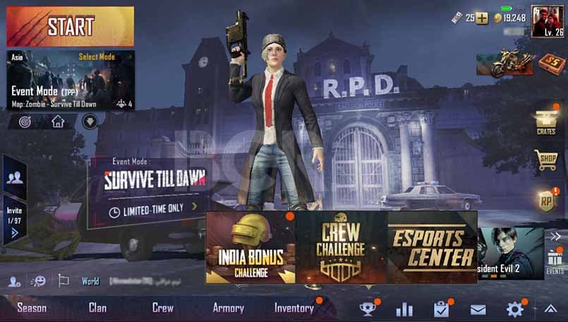 PUBG Mobile introduces India Bonus Challenge