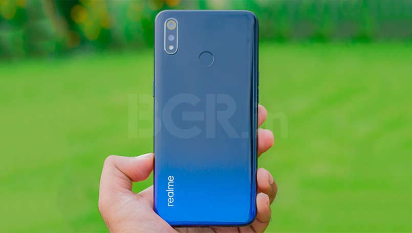 Realme 3 radiant blue color variant set to go on sale on March 26: Price, specifications