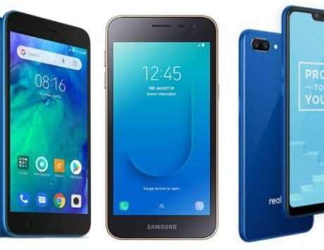 Xiaomi Redmi Go vs Realme C1 vs Samsung Galaxy J2 Core: Compared