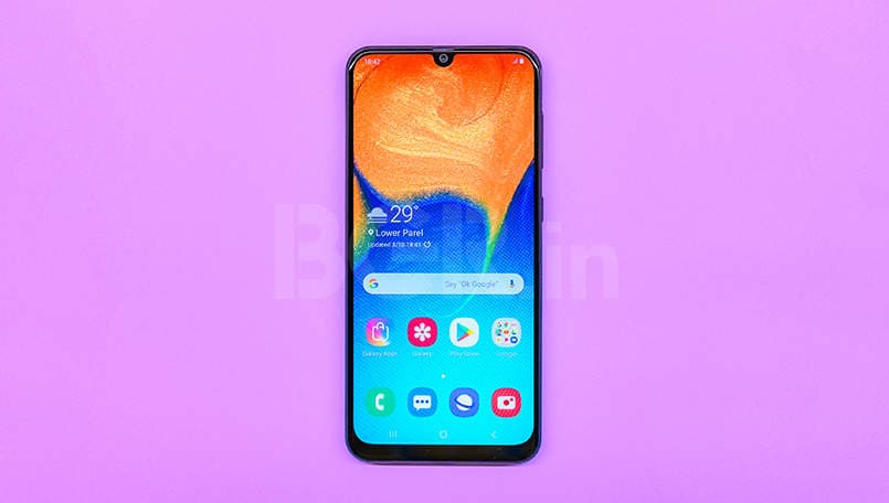 Samsung Galaxy A30 update rolls out with February 2020 security patch