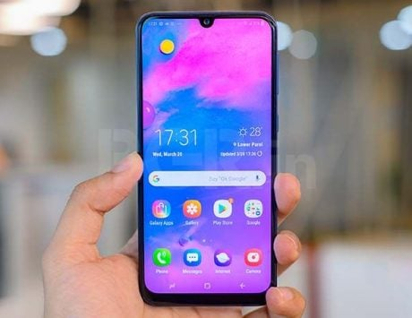 Samsung Galaxy M30 flash sale today at 12PM