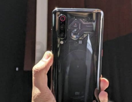 Xiaomi Mi 9 gets Moon Mode and live tracking in video in latest MIUI 10 update