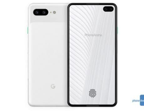 Google Pixel 4 XL design leaked