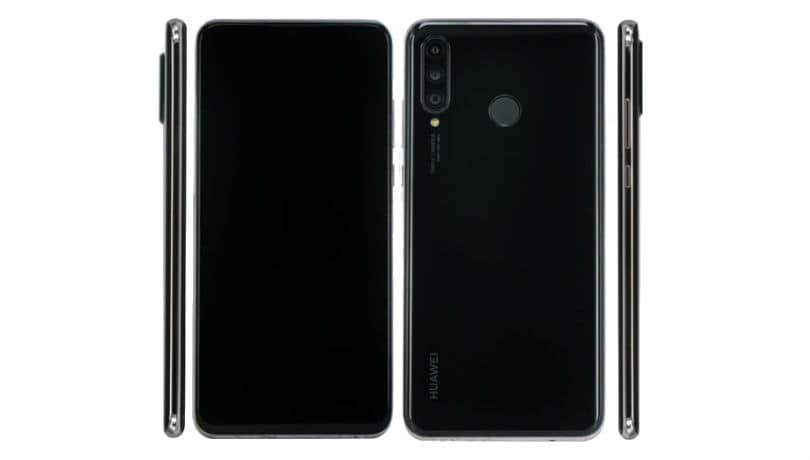 Huawei Nova 4e with 32-megapixel selfie snapper, triple rear cameras teased