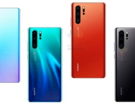 Huawei P30 and P30 Pro specifications leaked in full