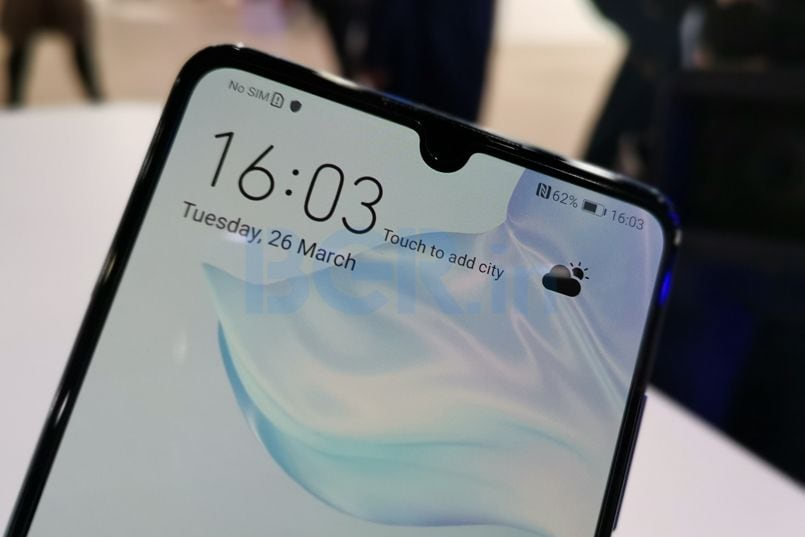 Huawei P30 Pro scores 89 on DxOMark selfie camera test, ranks fourth overall
