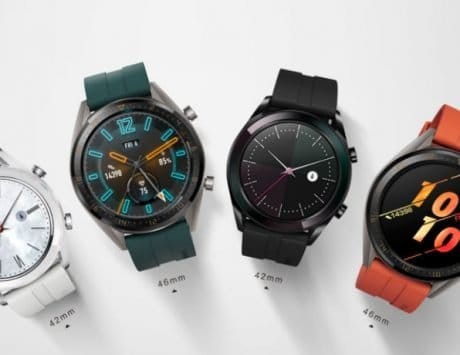 Huawei Watch GT Active and Elegant editions launched