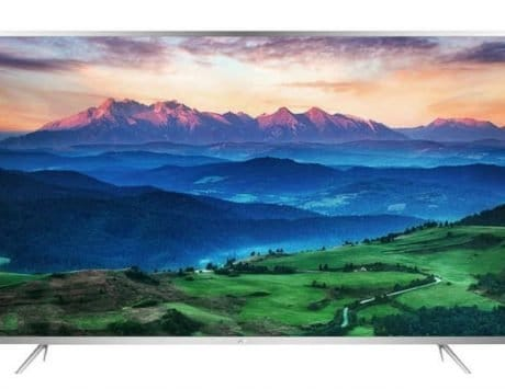 iFFALCON 55-inch 4K LED Android Smart TV sale today at 12PM