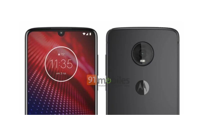 Motorola Moto Z4 will be a mid-range smartphone with Snapdragon 675 and 48-megapixel main camera