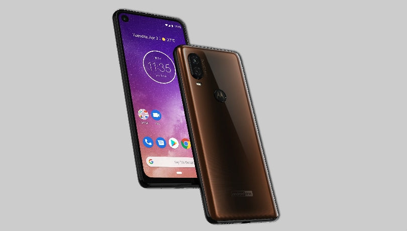 Motorola One Vision to come with punch-hole display, 48MP rear camera; leaked press render reveals