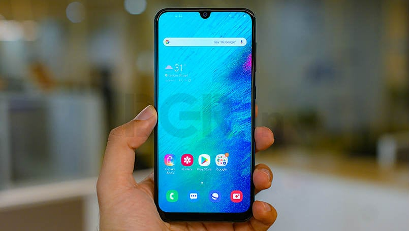 Samsung Galaxy A50 update rolling out with fix for Smart View feature