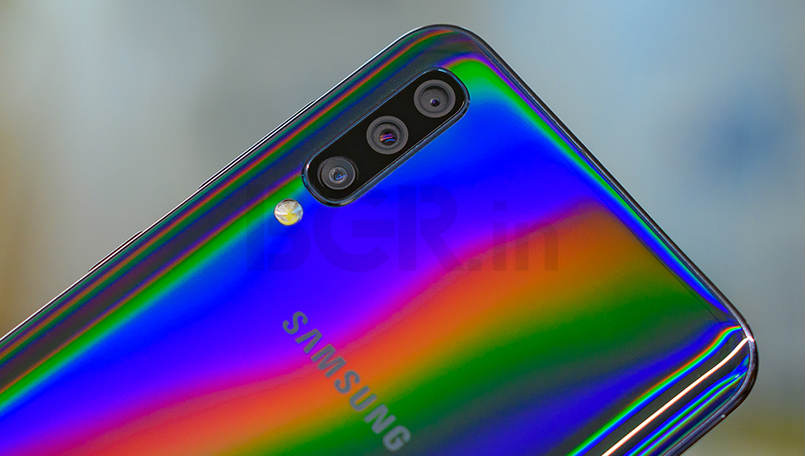 Samsung Galaxy A50s spotted online again ahead of official launch