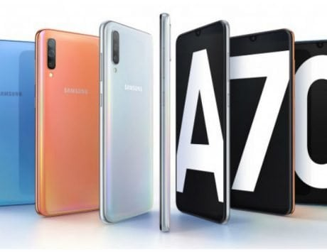 Samsung Galaxy A70 goes official