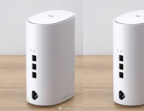 Xiaomi MiWiFi mesh networking router announced in China