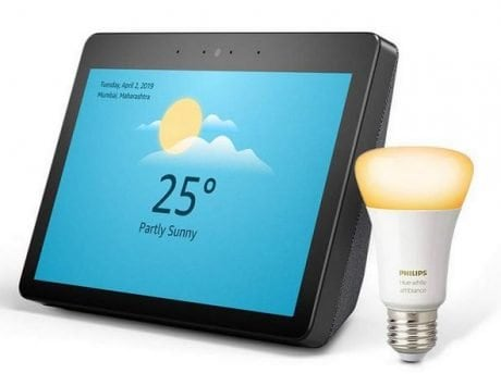 Amazon Echo Show launched in India starting Rs 22,999; specifications, and availability details