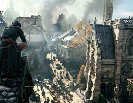 Ubisoft makes Assassin's Creed Unity free following the Notre Dame Cathedral fire