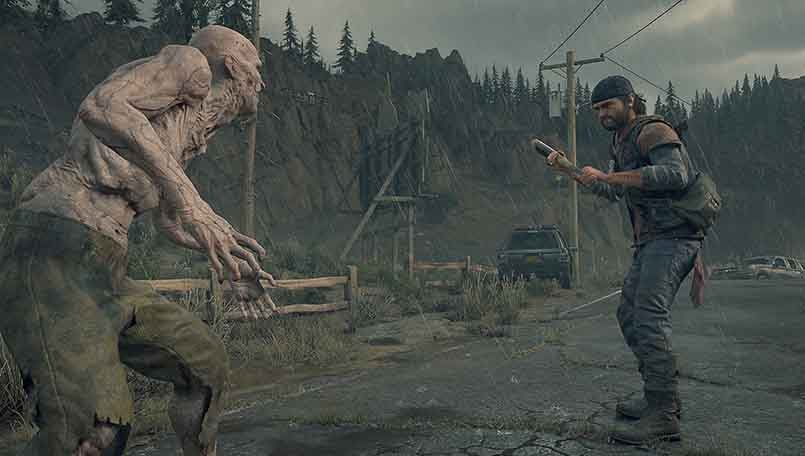 PS4 Exclusive Days Gone first patch is apparently almost 24GB in size