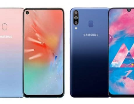 Samsung Galaxy A60 and Galaxy A40s launched