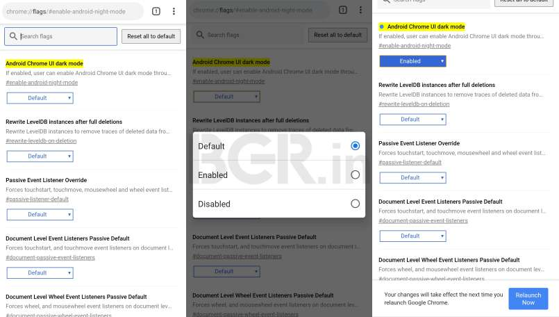 How to enable Dark Mode on Google Chrome for Android | BGR India
