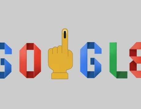 Google Doodle marks Phase 4 of India Elections 2019