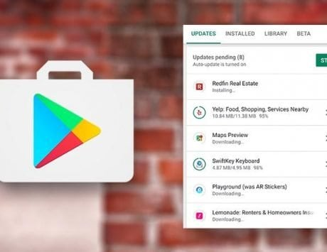 How to fix Android app download, update error on Google Play