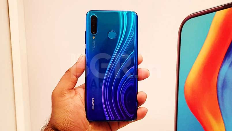 Huawei P30 Lite goes on first sale in India today via Amazon India: Price, specifications, offers