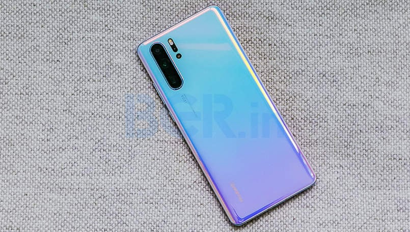 Huawei P30 Pro gets EMUI 10.1 update in India