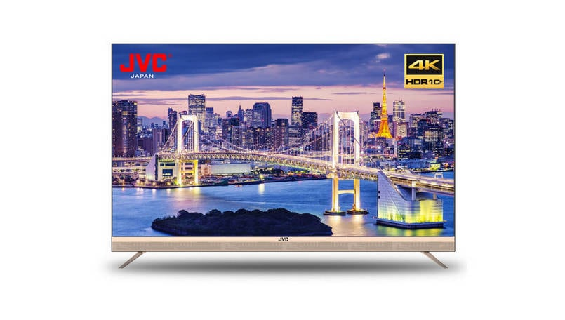 JVC teaming with Flipkart to launch 55-inch Ultra HD 4K Smart LED TV