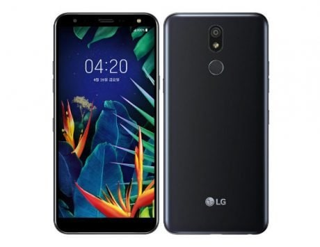 LG X4 (2019) with Hi-Fi Quad DAC launched