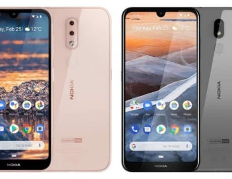 Nokia 4.2, Nokia 3.2 listed on official India website